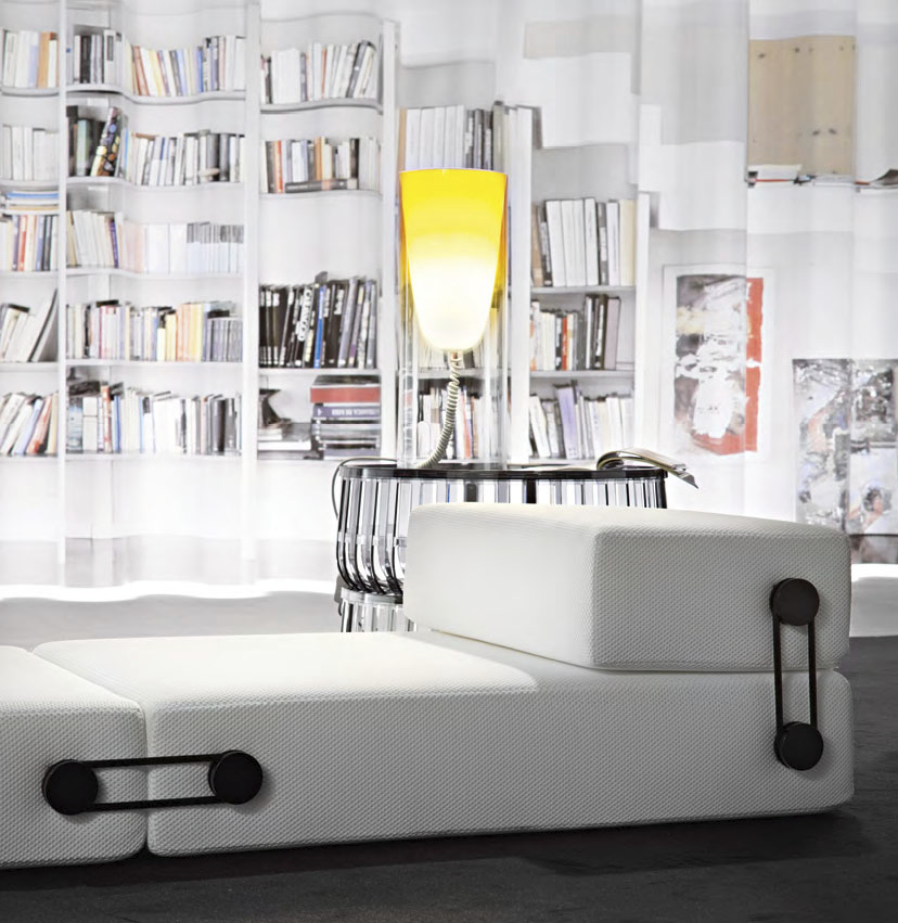 kartell trix by piero lissoni designer furniture by. Black Bedroom Furniture Sets. Home Design Ideas