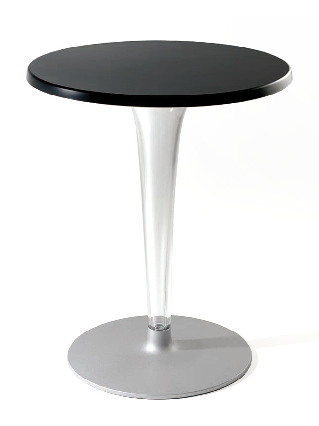 Kartell toptop dining table small by philippe starck eugeni quitllet designer furniture by for Philippe starck tables