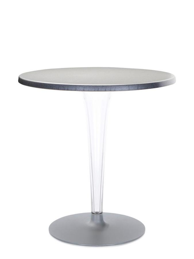 TopTop Dining Table Small Round Ø 70 X H 72 Cm|Scratch Resistant Werzalit