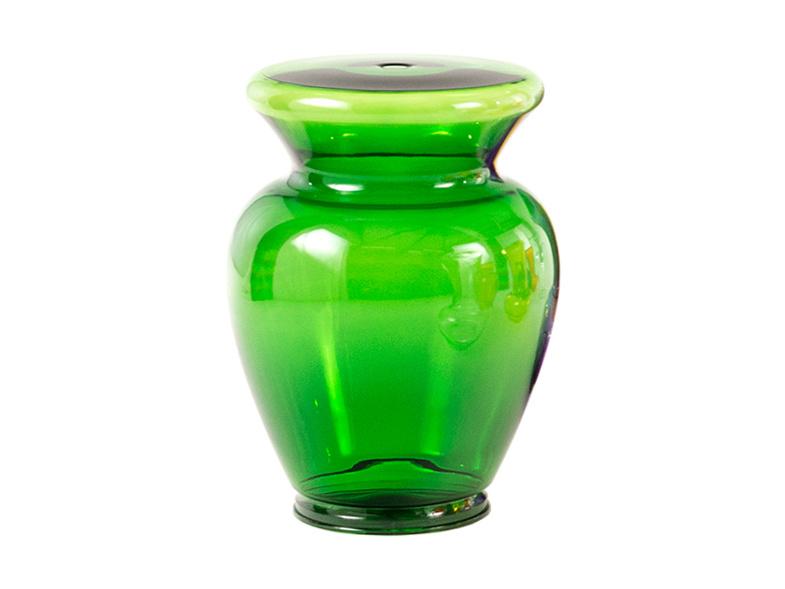 Kartell La Boh 232 Me Stool La Boh 232 Me 3 Bottle Green By