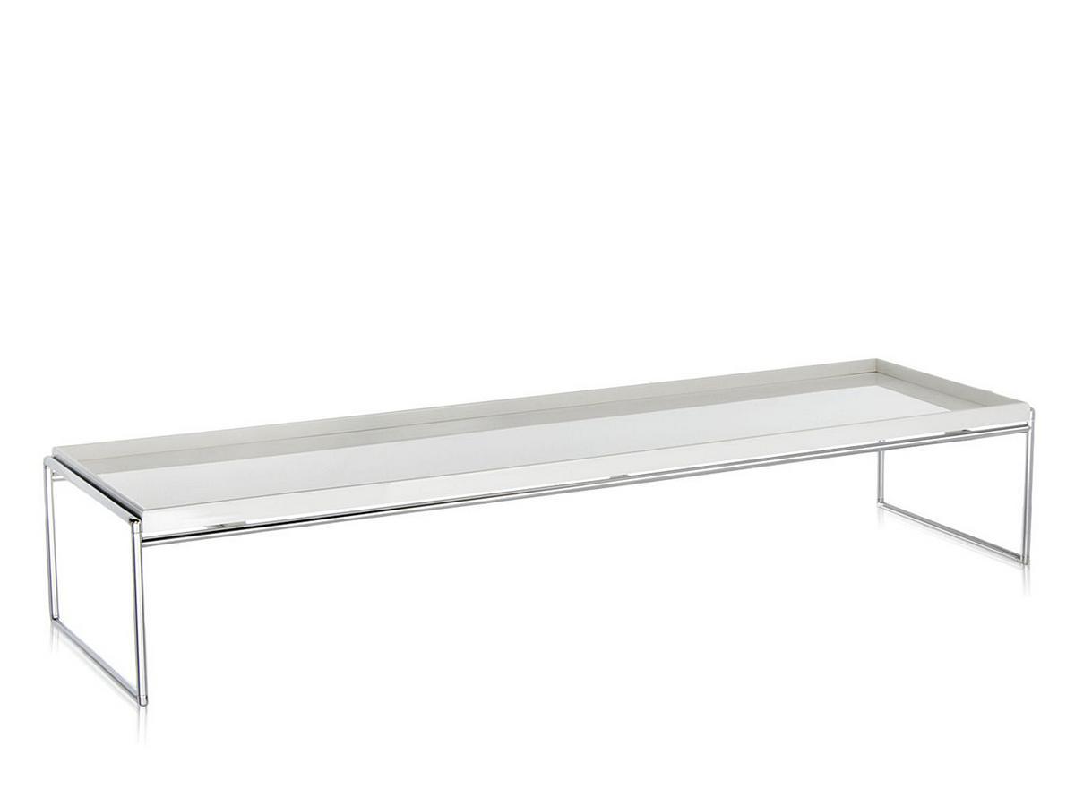 Trays Table 140 X 40 Cm White