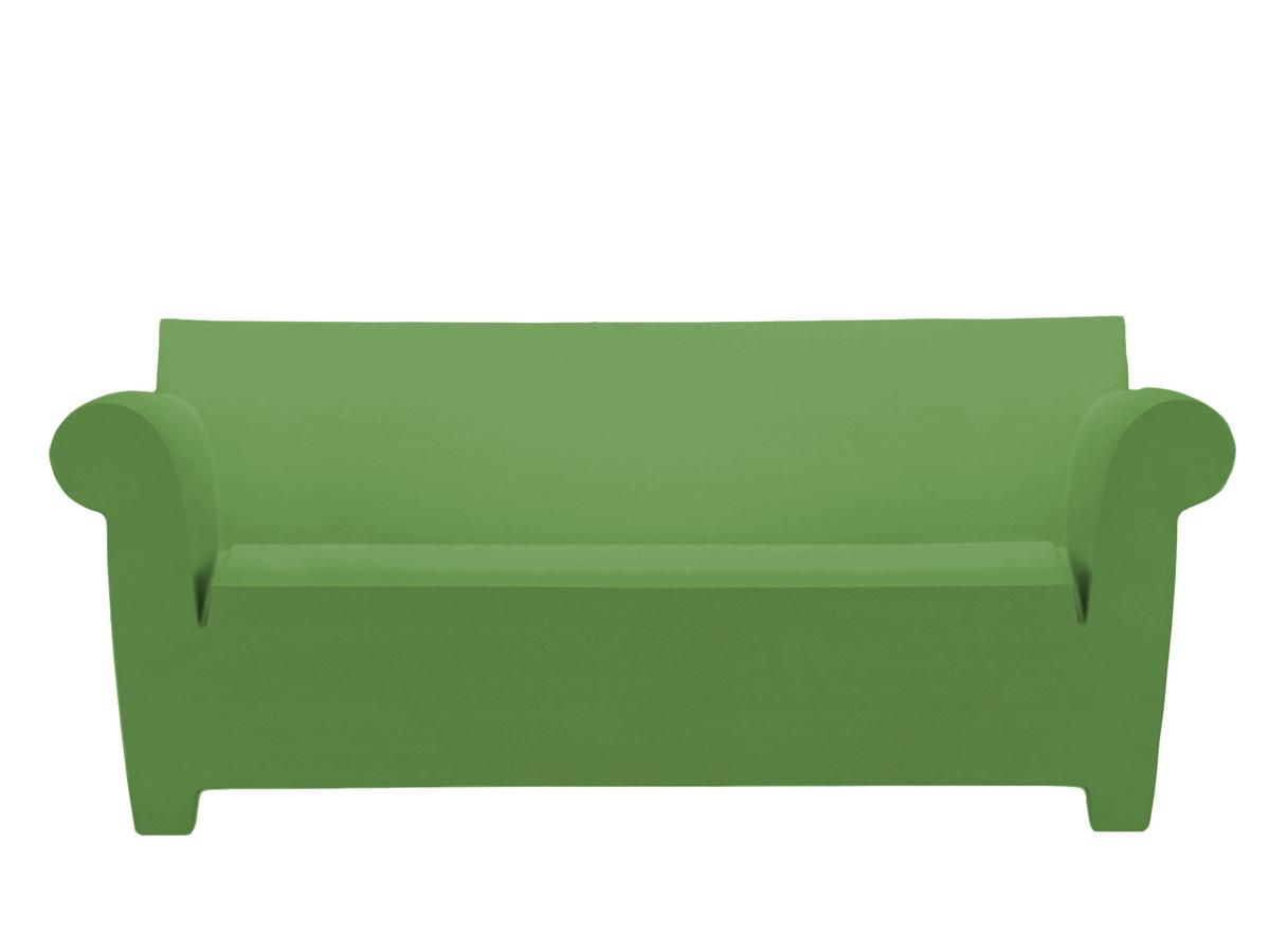 Kartell Bubble Club Sofa Green By
