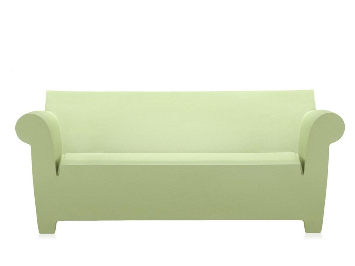 bubble club sofa light green