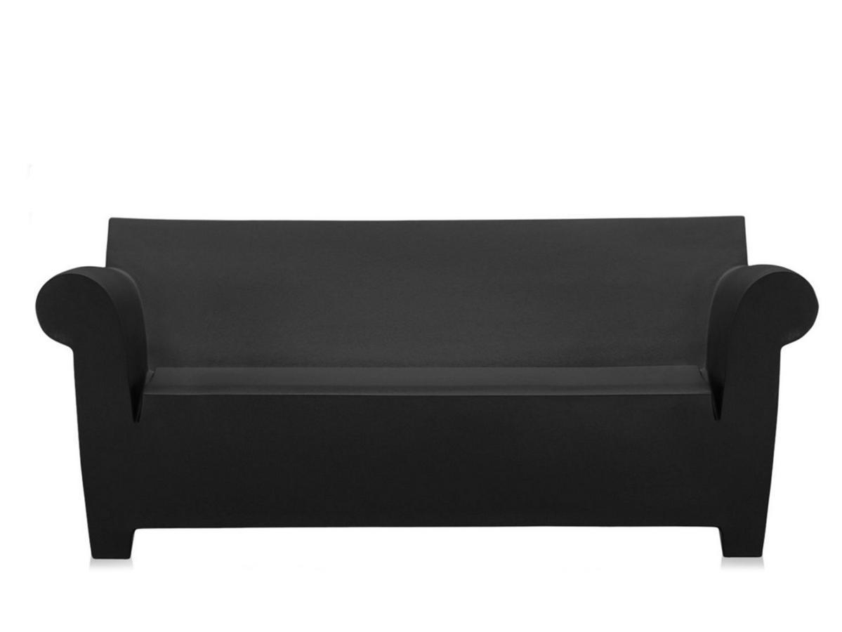 Kartell Bubble Club Sofa Black By