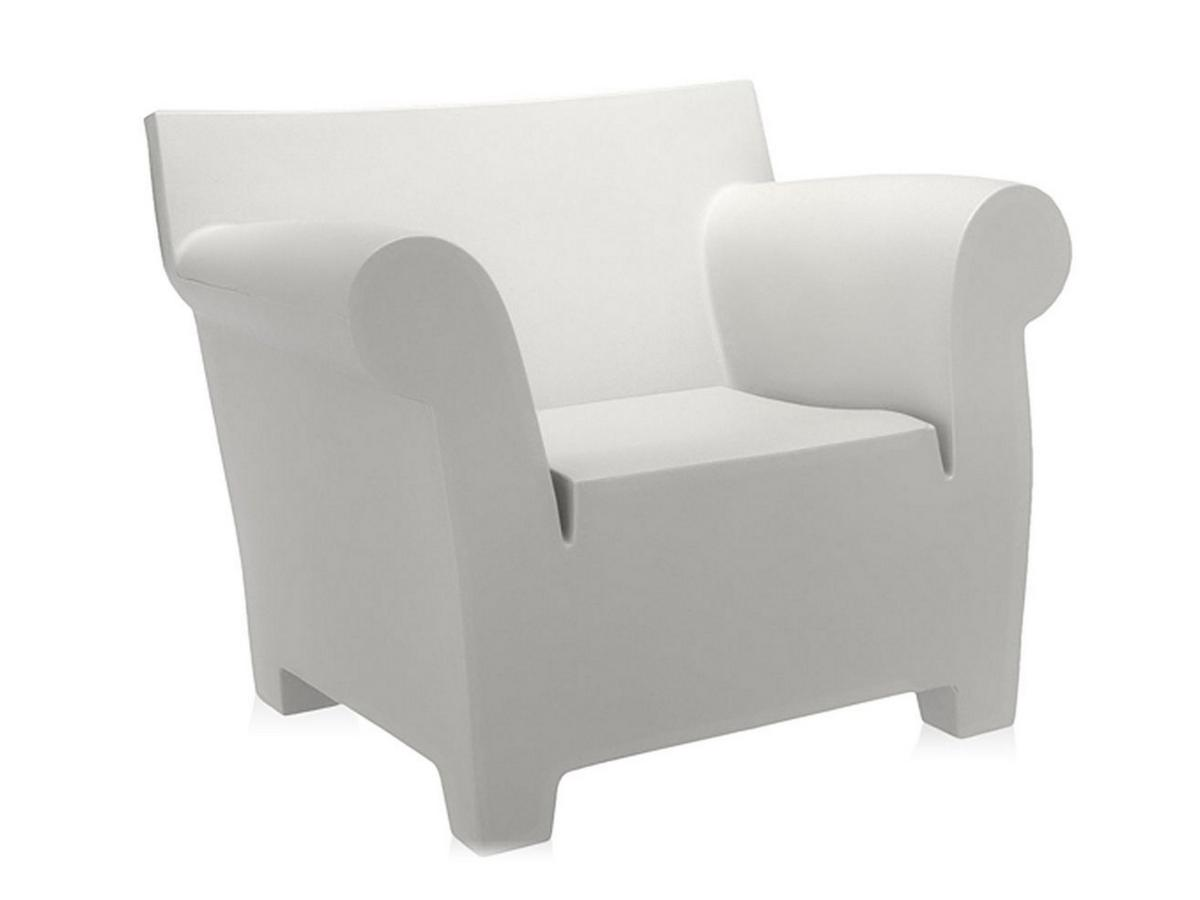 Kartell bubble club armchair by philippe starck 2010 for Fauteuil exterieur design