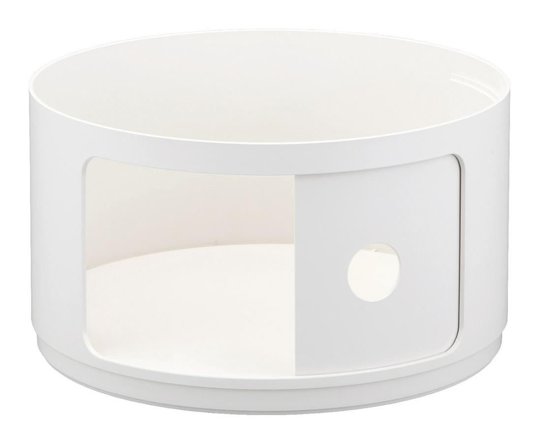 Kartell Round Table Kartell Small Round Componibili Element By Anna Castelli Ferrieri