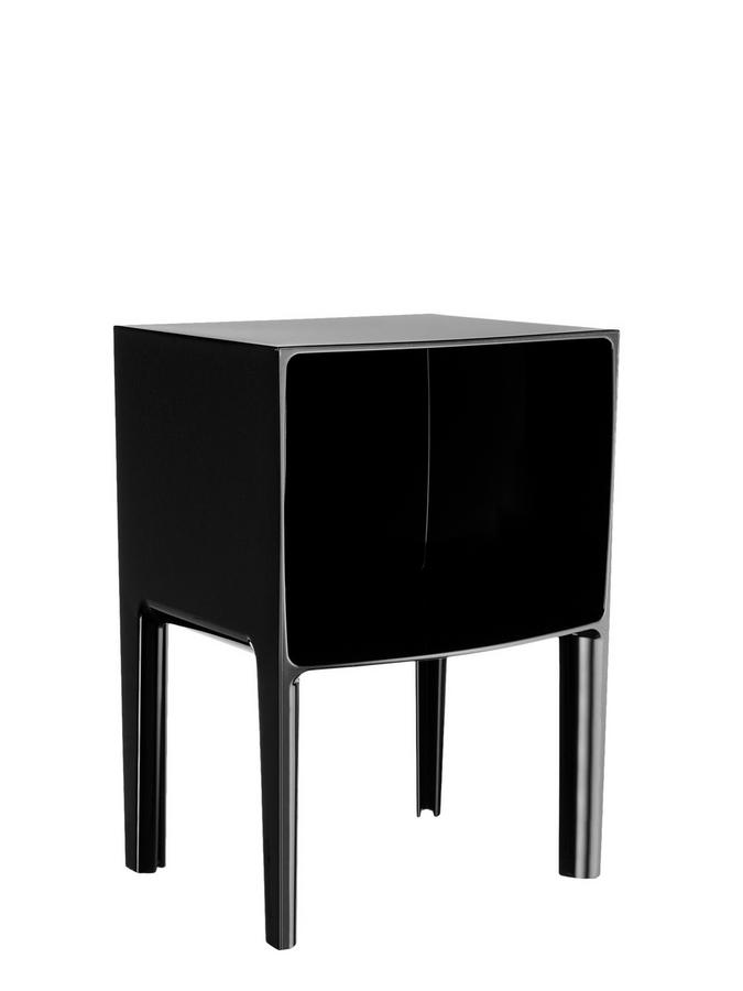 Kartell Small Ghost Buster, Opaque-black by Philippe Starck & Eugeni ...