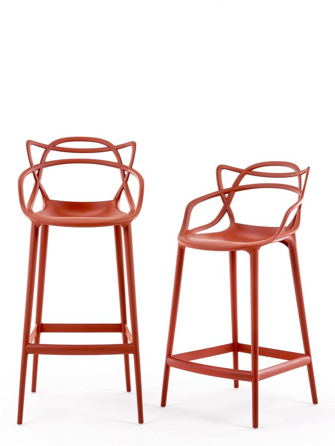 kartell masters barstool by philippe starck eugeni. Black Bedroom Furniture Sets. Home Design Ideas