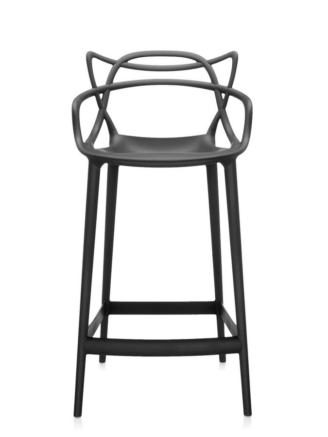 Masters Barstool Black|kitchen Version: 65 Cm