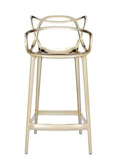 Masters Bar Stool Metallic