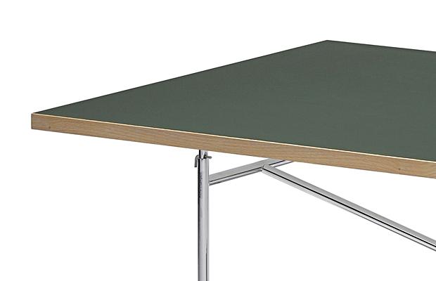 richard lampert table top for eiermann table frames linoleum conifer green forbo 4174 with. Black Bedroom Furniture Sets. Home Design Ideas