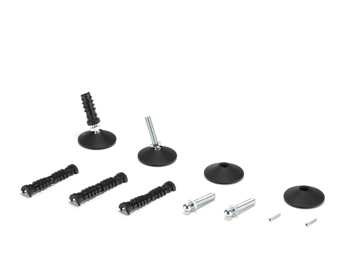 richard lampert mounting set for eiermann table frames by. Black Bedroom Furniture Sets. Home Design Ideas