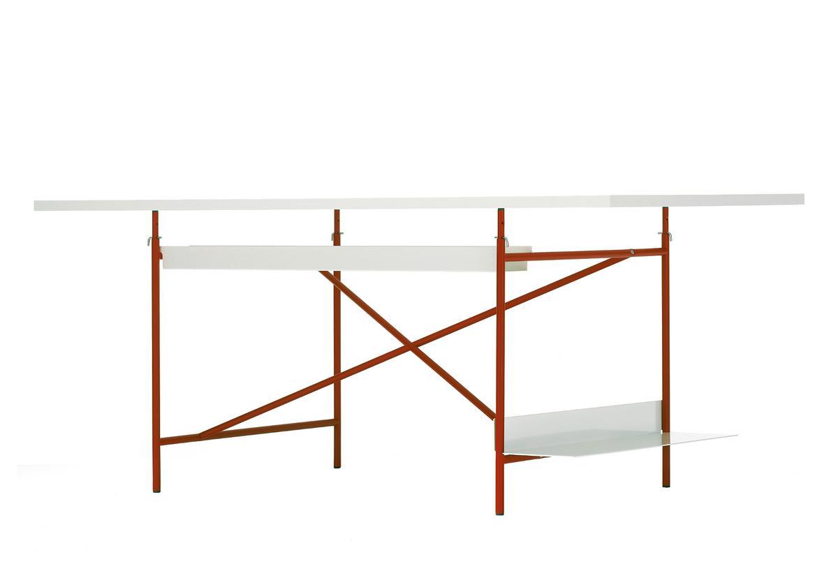Richard lampert cable trough for eiermann 1 table frames for Eiermann tisch replica