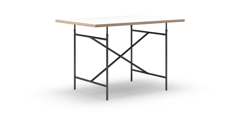 richard lampert eiermann table white melamine with oak. Black Bedroom Furniture Sets. Home Design Ideas