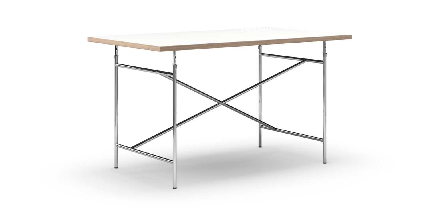 Lampert eiermann table by egon eiermann designer for Tisch 120x80