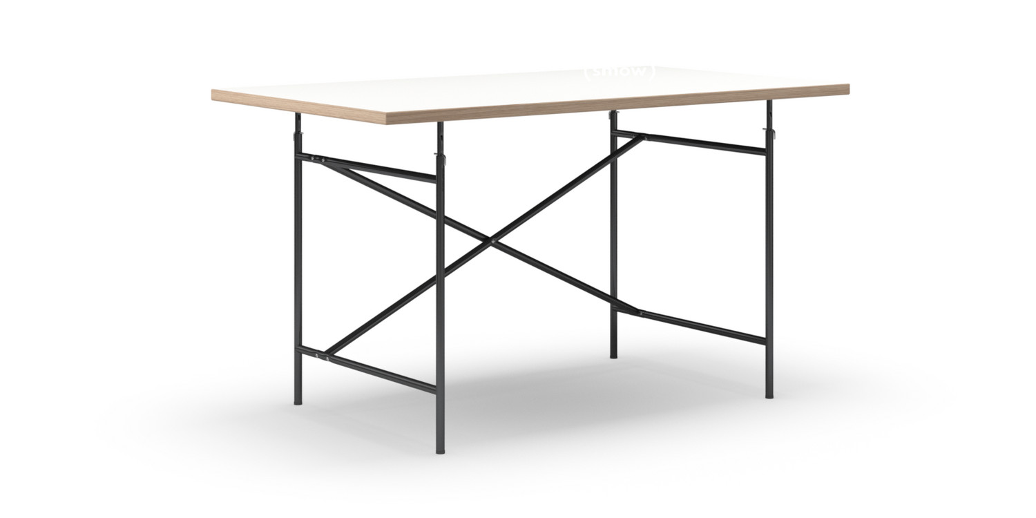 Richard lampert eiermann table by egon eiermann designer for Schreibtisch klappbar wand