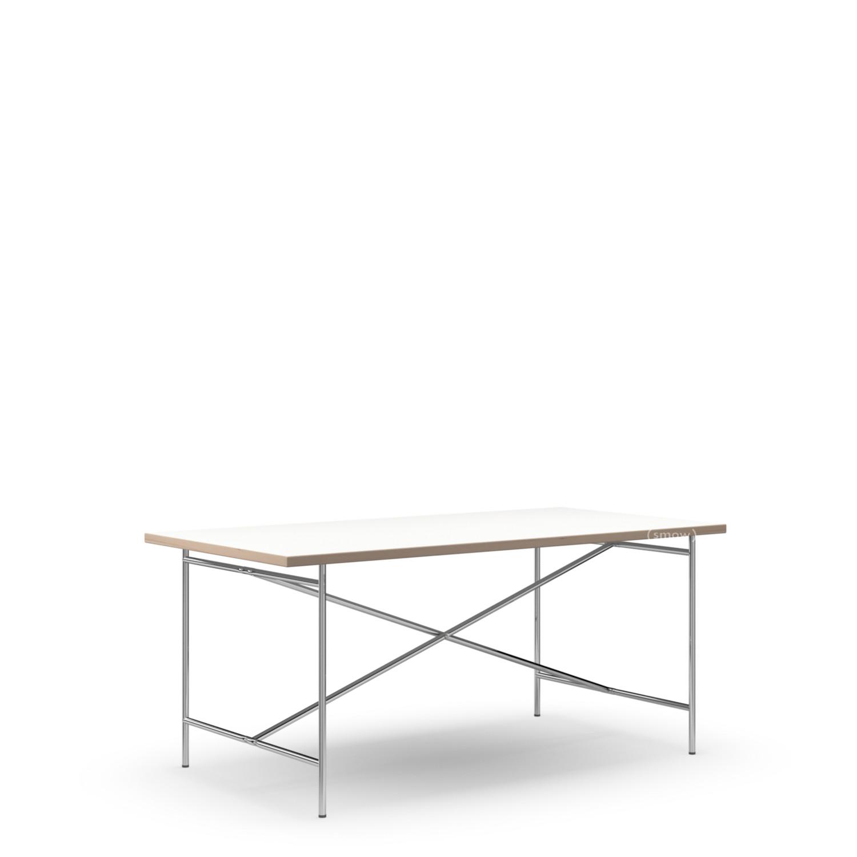 Richard lampert eiermann 2 dining table by richard lampert for Esstisch grau weiss