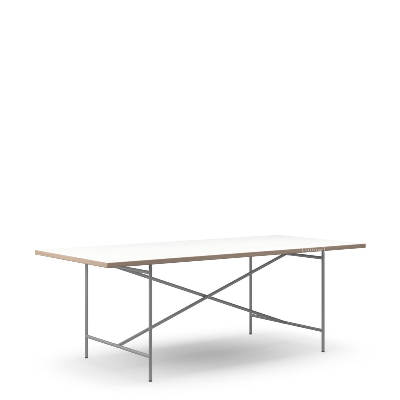 richard lampert eiermann 2 dining table white melamine. Black Bedroom Furniture Sets. Home Design Ideas