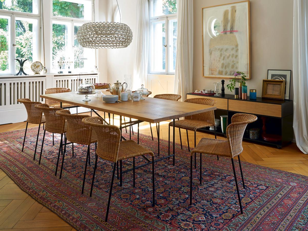 richard lampert eiermann 2 dining table by richard lampert 2013 designer furniture by. Black Bedroom Furniture Sets. Home Design Ideas