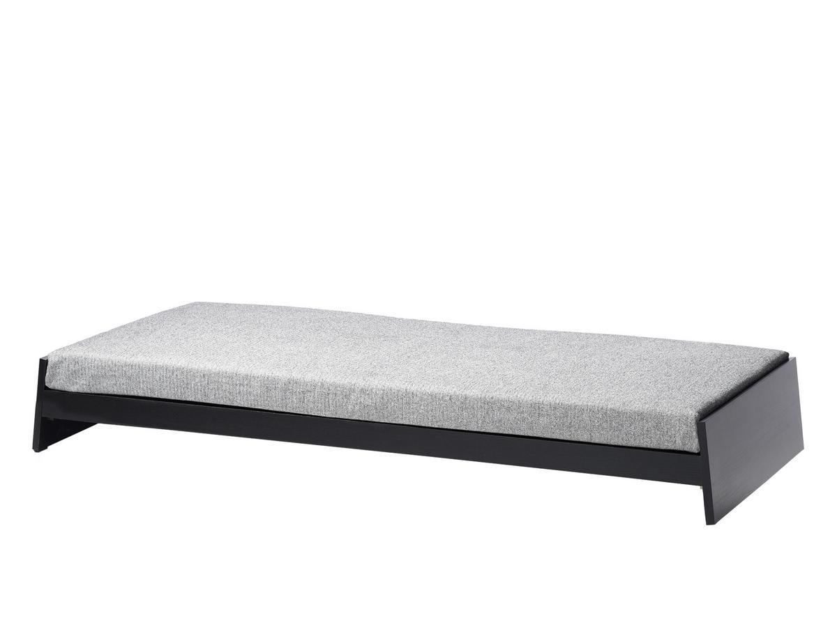 richard lampert l nneberga oak with mattress solo. Black Bedroom Furniture Sets. Home Design Ideas