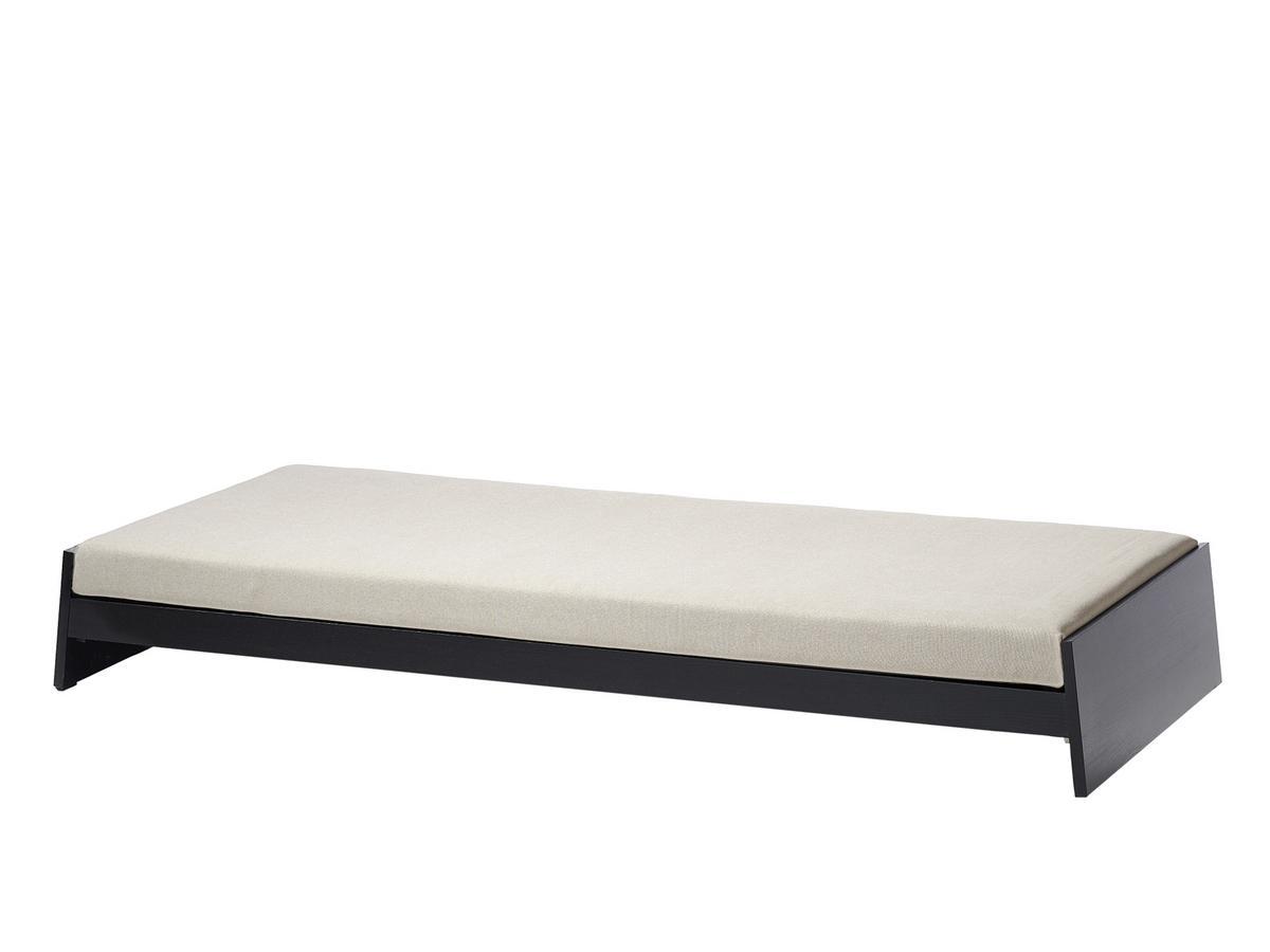 richard lampert l nneberga graphite black varnish with. Black Bedroom Furniture Sets. Home Design Ideas