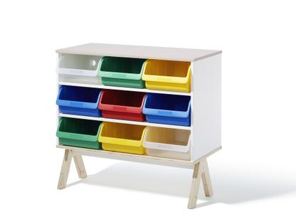 Famille Garage Changing Table / Dresser (Big)