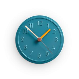 Wall Clock Alu Alu