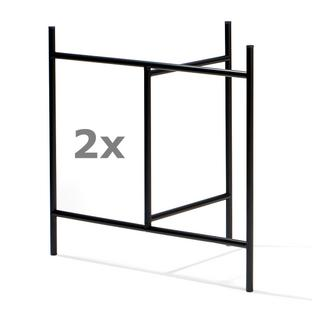 Eiermann 3 Trestle (Set of 2)