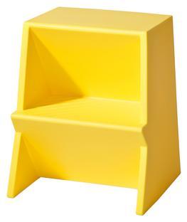 Stepstool Mono Light yellow