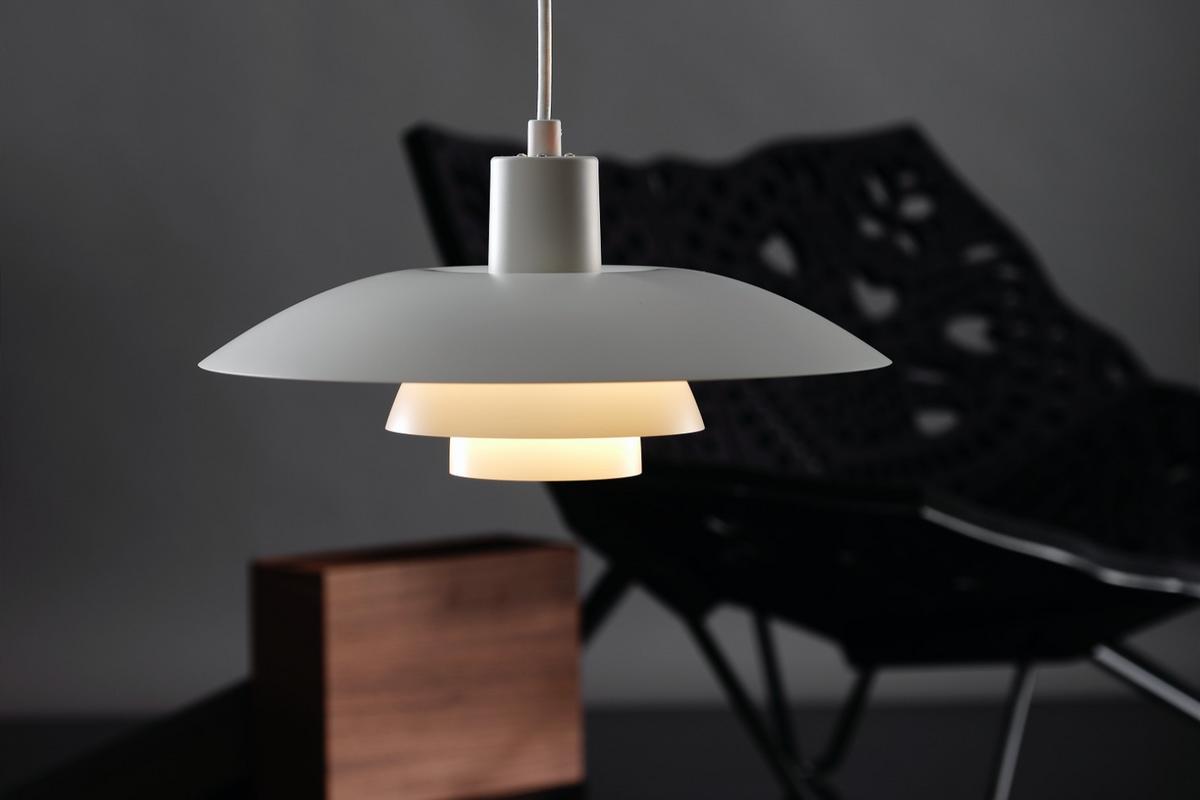 PH 4/3 Pendant L& & Louis Poulsen PH 4/3 Pendant Lamp by Poul Henningsen 1966 ...