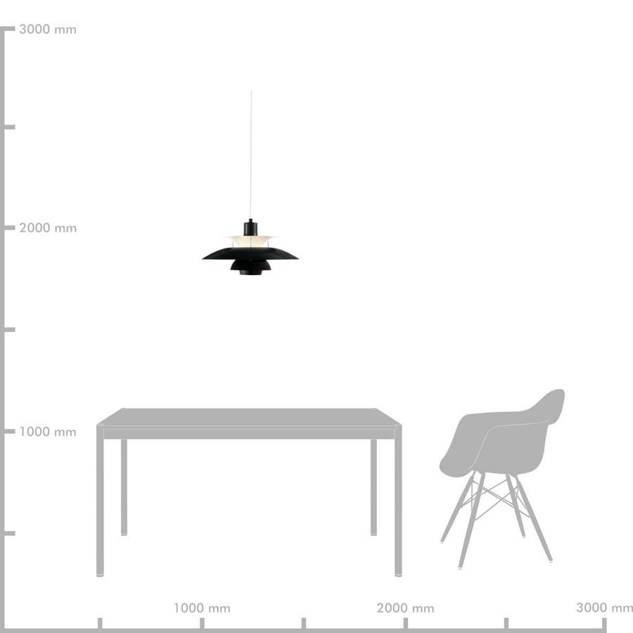 Louis Poulsen PH 5 Classic by Poul Henningsen, 1958 - Designer ...