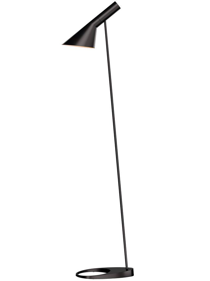 Louis Poulsen Aj Standing Lamp By Arne Jacobsen 1960 Designer
