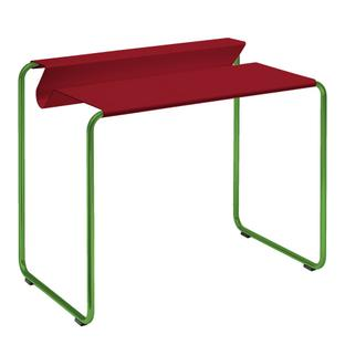 PS07 Secretary Ruby red (RAL 3003) Without desk pad Grass green (RAL 6010)