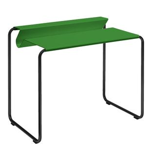 PS07 Secretary May green (RAL 6017)|Without desk pad|Deep black (RAL 9005)