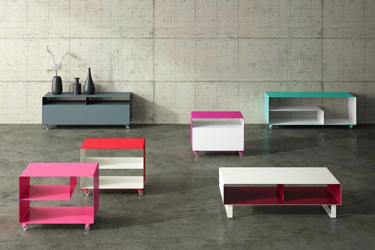m ller m belfabrikation trolley r 107n by wendelin m ller designer furniture by. Black Bedroom Furniture Sets. Home Design Ideas