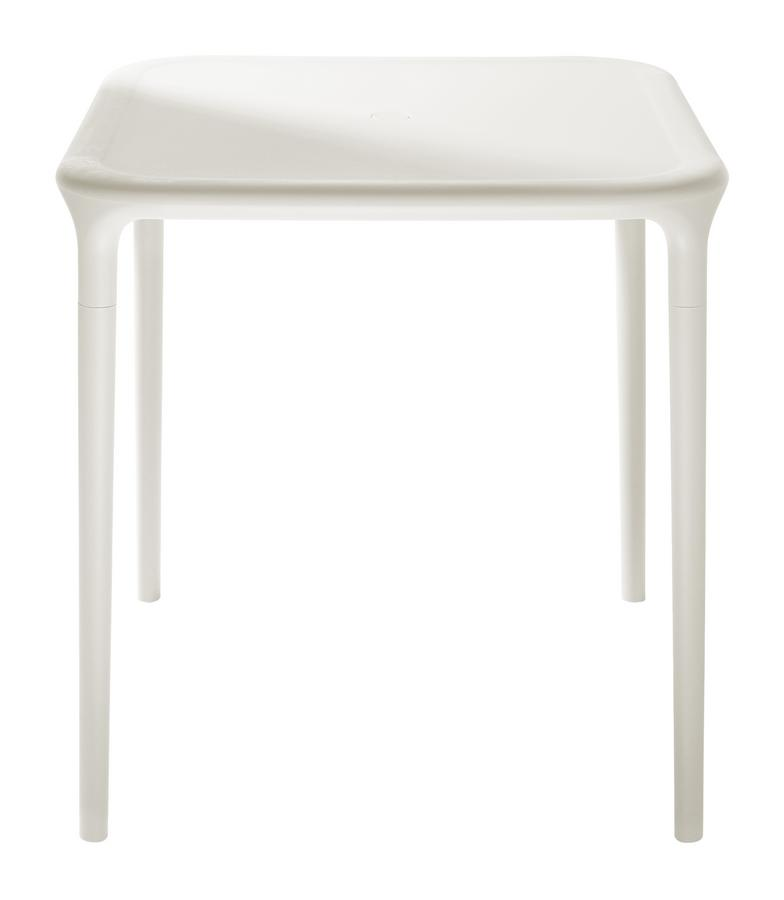 Magis Air-Table Outdoor, Square (65 x 65 cm), White