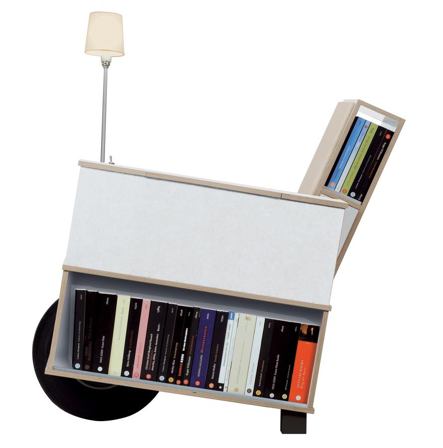 nils holger moormann bookinist by nils holger moormann. Black Bedroom Furniture Sets. Home Design Ideas
