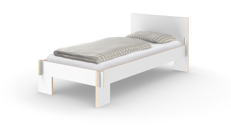 nils holger moormann siebenschl fer 90 x 200 cm with. Black Bedroom Furniture Sets. Home Design Ideas