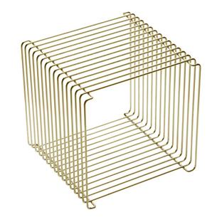 Panton Wire Cube Gold Edition