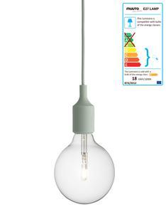E27 Pendant Lamp