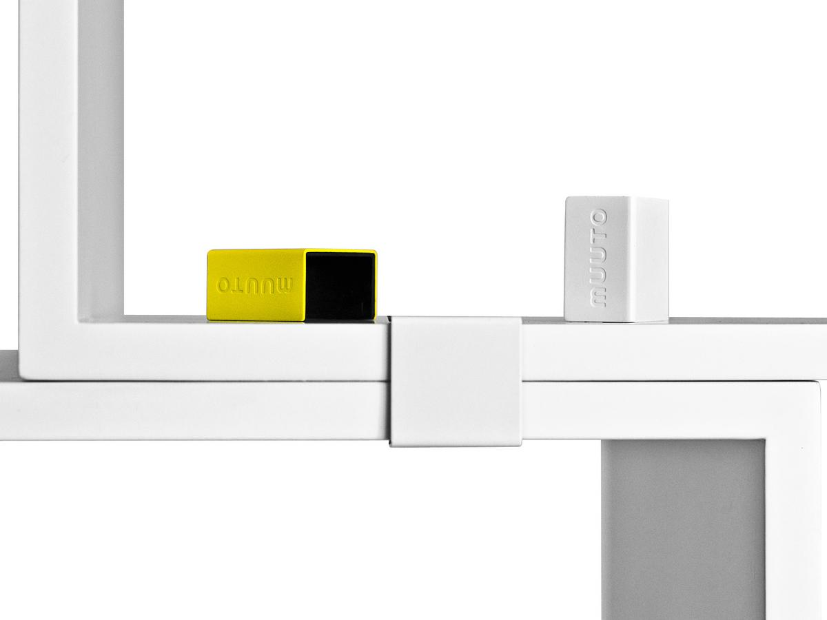 Muuto Regal muuto stacked shelf module by julien de smedt 2012 designer furniture by smow com