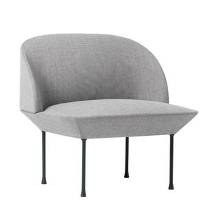 Oslo Chair Fabric Fiord grey