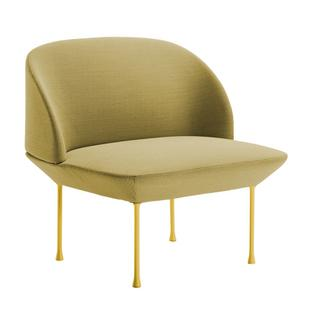 Oslo Chair Fabric Hallingdal yellow