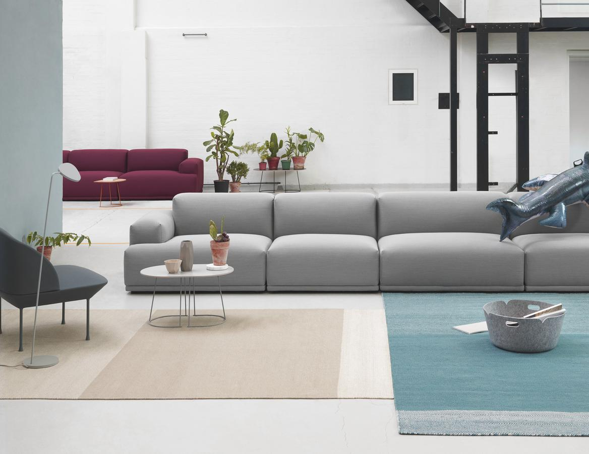 muuto connect sofa by anderssen voll 2012 designer furniture by. Black Bedroom Furniture Sets. Home Design Ideas