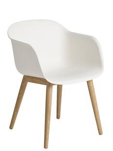 Fiber Armchair Wood