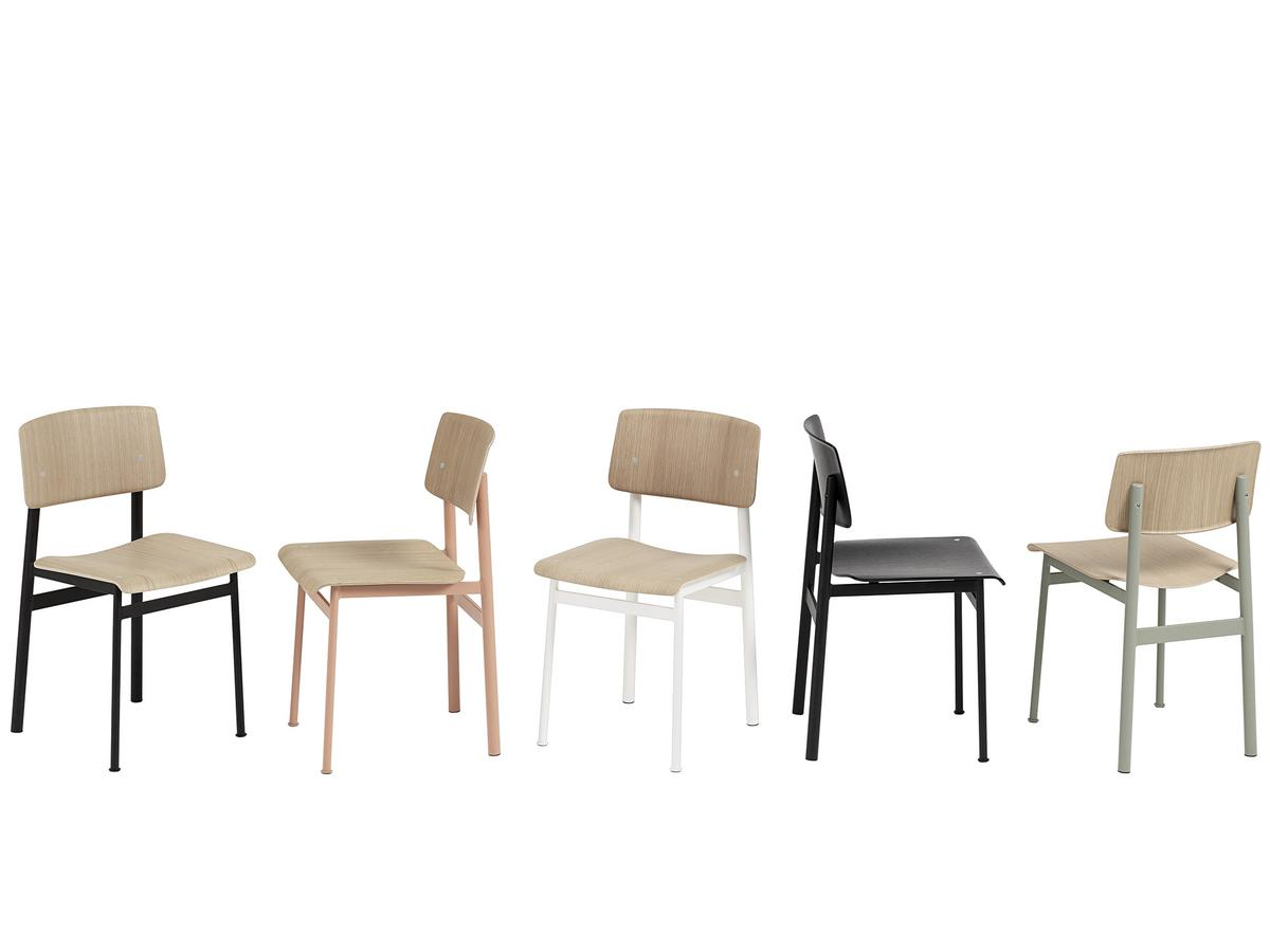 muuto loft chair by thomas bentzen 2017 designer. Black Bedroom Furniture Sets. Home Design Ideas