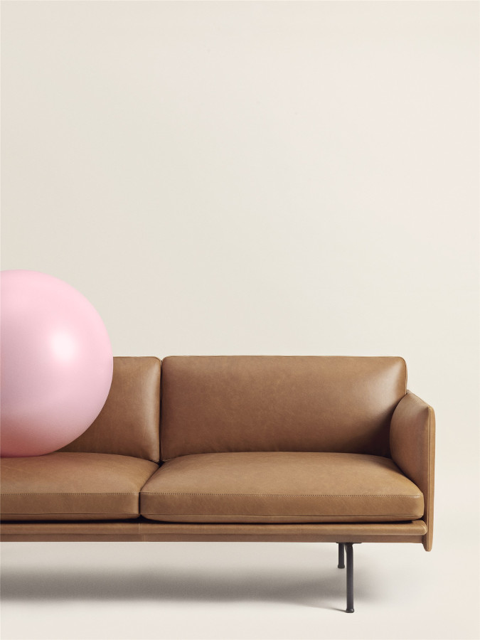 Muuto Outline Studio Sofa By Anderssen