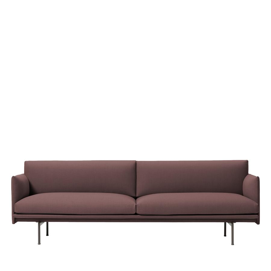 Muuto Outline Sofa Twill Edition By