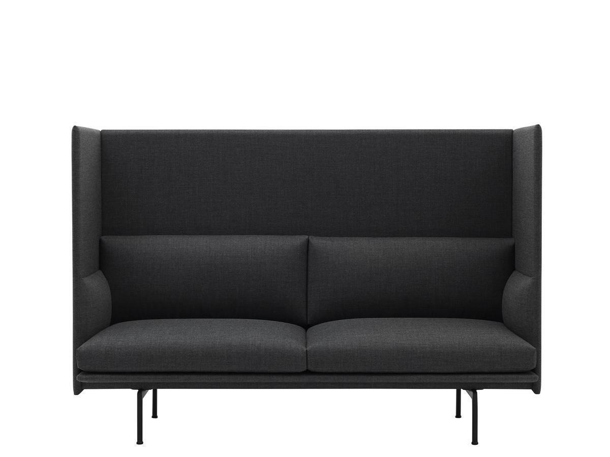Muuto Outline Highback Sofa By Anderssen Voll 2018 Designer