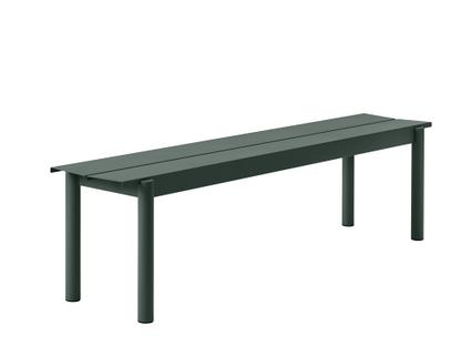 Linear Bench Outdoor